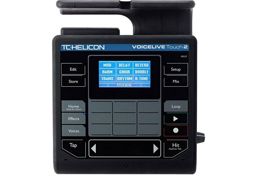 Процессоры эффектов TC-Helicon VoiceLive Touch 2