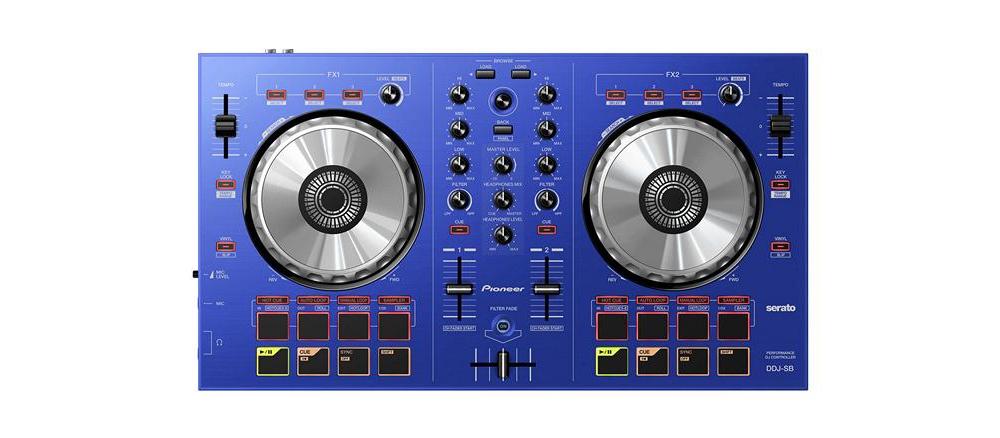 DJ-контроллеры Pioneer DDJ-SB-L