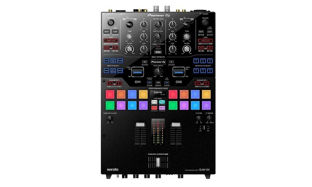 DJ-микшеры Pioneer DJM-S9 Battle Mixer