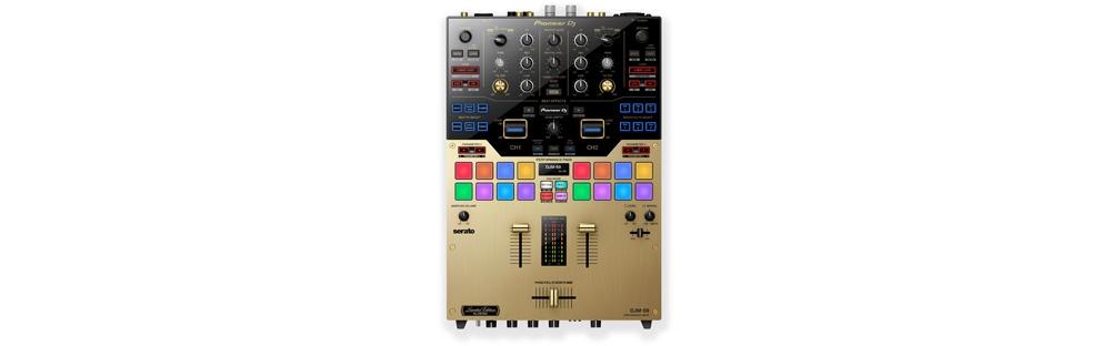 DJ-микшеры Pioneer DJM-S9 Battle Mixer Gold