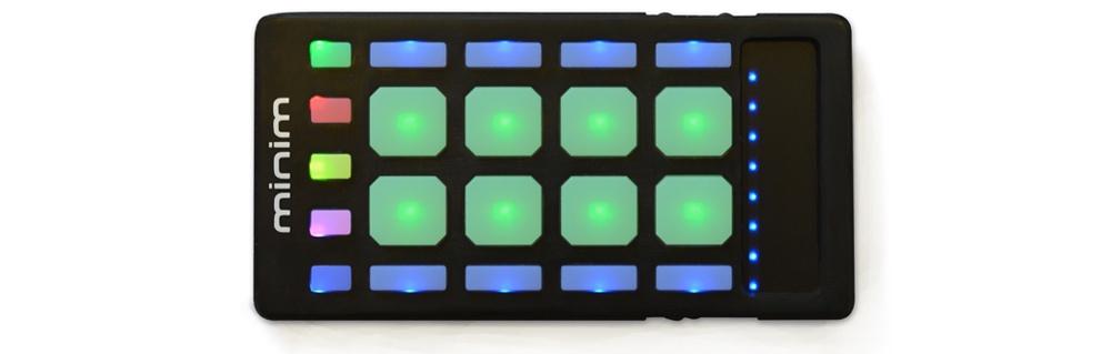 DJ-контроллеры LIVID Minim