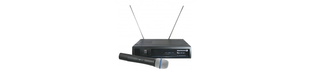 Все Микрофоны Beyerdynamic OPUS 180 Mk II