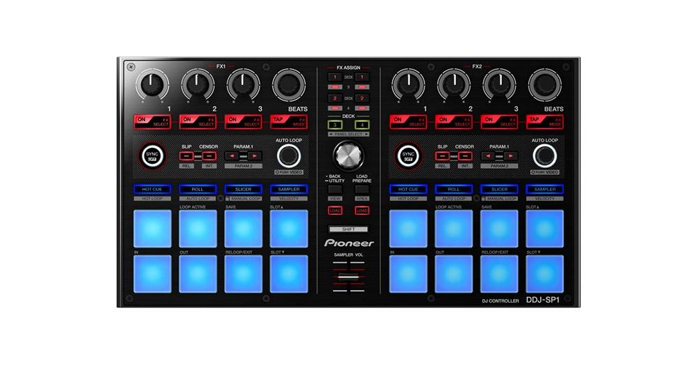 DJ-контроллеры Pioneer DDJ-SP1