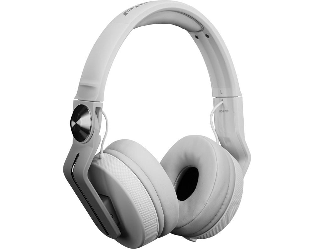 DJ-наушники Pioneer HDJ-700-W