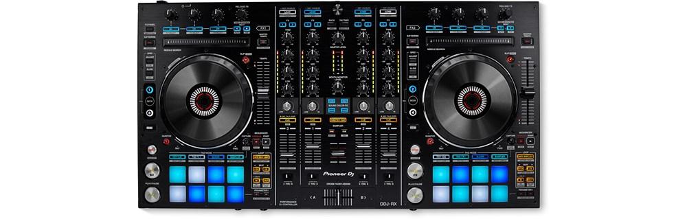 DJ-контроллеры Pioneer DDJ-RX
