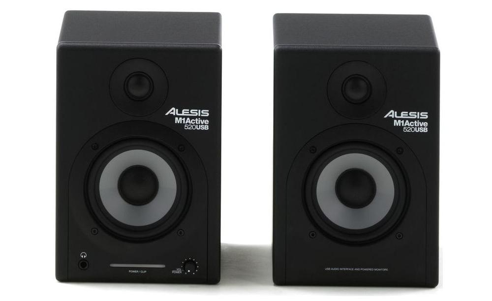 Студийные мониторы Alesis M1 ACTIVE 520 USB PAIR