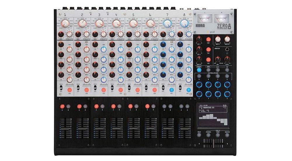 DJ-микшеры Korg ZERO-8