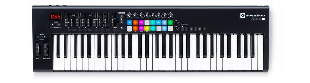 Midi-клавиатуры Novation LAUNCHKEY 61 MK2
