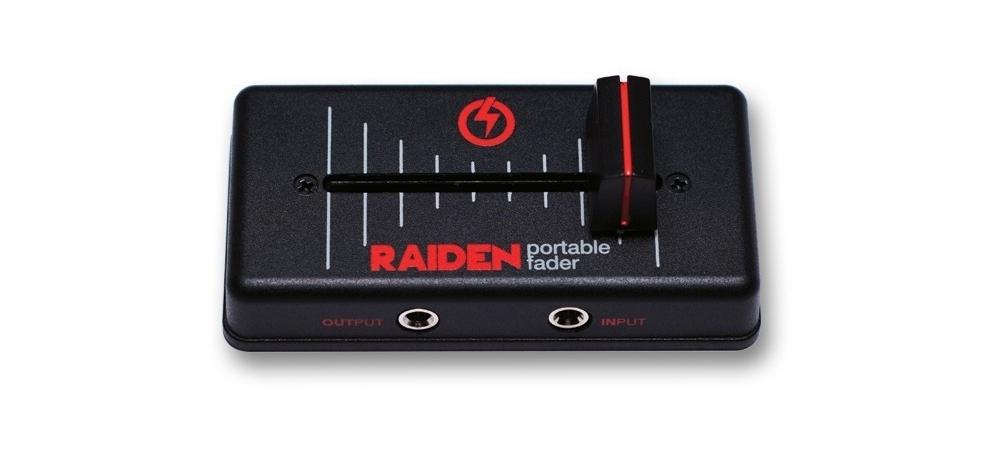 DVS-системы  RAIDEN VVT-MK1 Portable Fader BLACK/RED