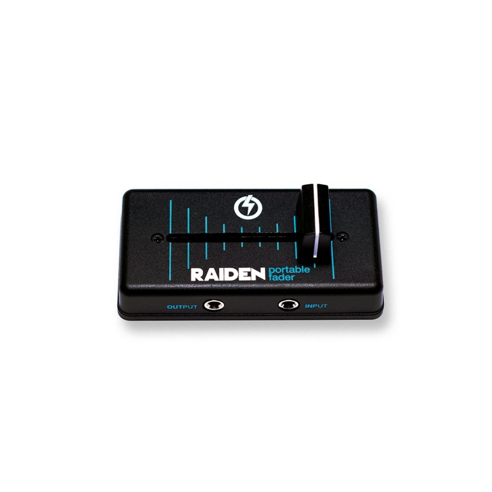 DVS-системы  RAIDEN VVT-MK1 Portable Fader BLACK/BLUE
