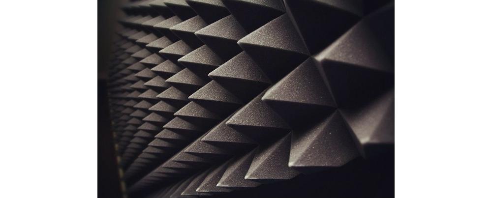 Акустический поролон UA Acoustics 2x1м 30мм