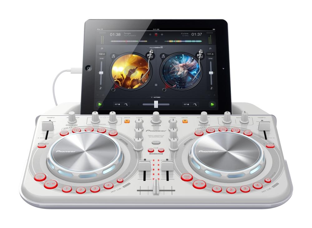 DJ-контроллеры Pioneer DDJ-WeGO2 White