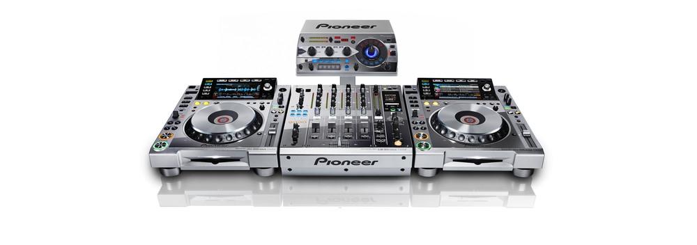 DJ-комплекты Pioneer Platinum Limited Edition
