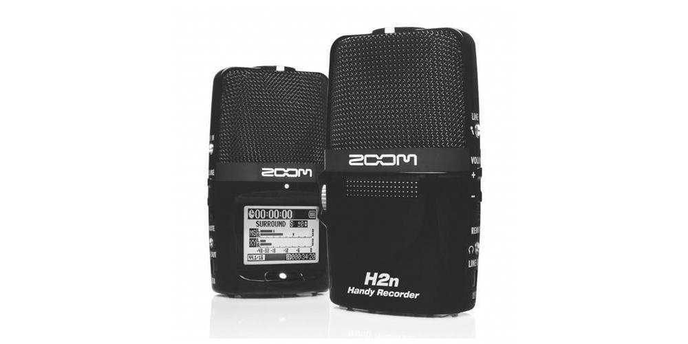 Аудио конверторы, рекордеры Zoom H2n
