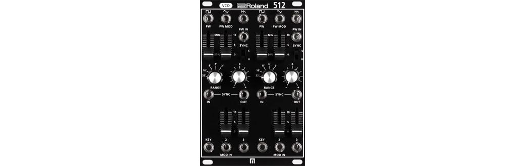 Синтезаторы и рабочие станции Roland AIRA SYSTEM-500 512