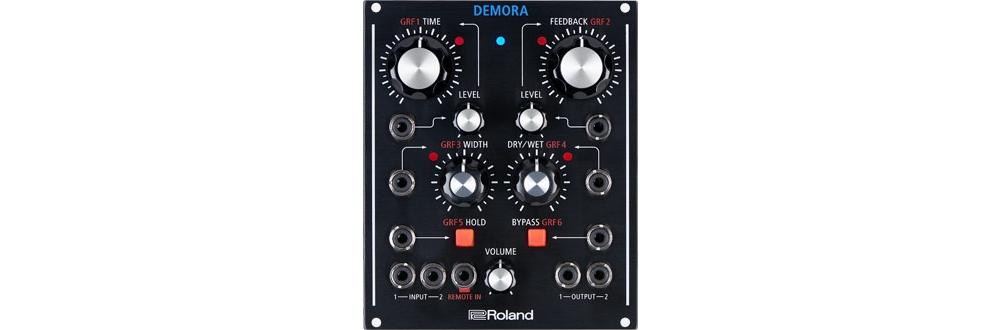 Синтезаторы и рабочие станции Roland AIRA DEMORA