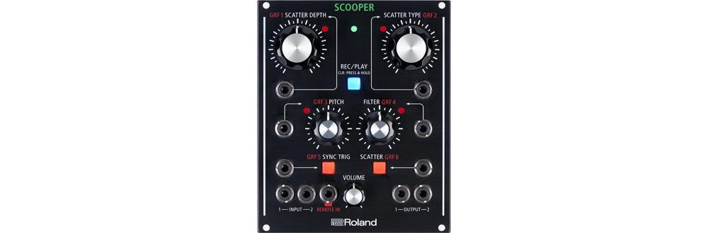 Синтезаторы и рабочие станции Roland AIRA SCOOPER