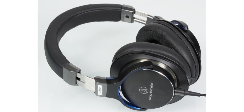 Студийные наушники Audio-Technica ATH-MSR7BK