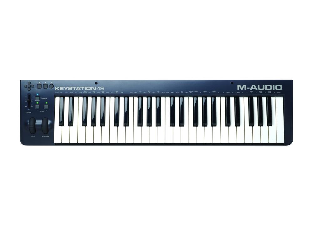 Midi-клавиатуры M-Audio Keystation 49 II