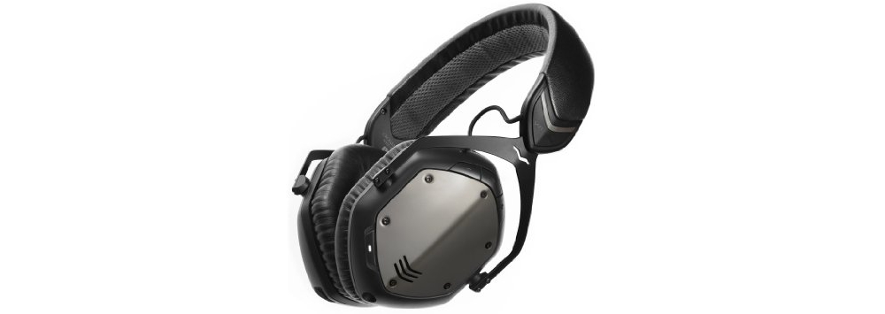 Наушники для аудиофилов V-Moda V-Moda Crossfade Over Ear Wireless - GunBlack