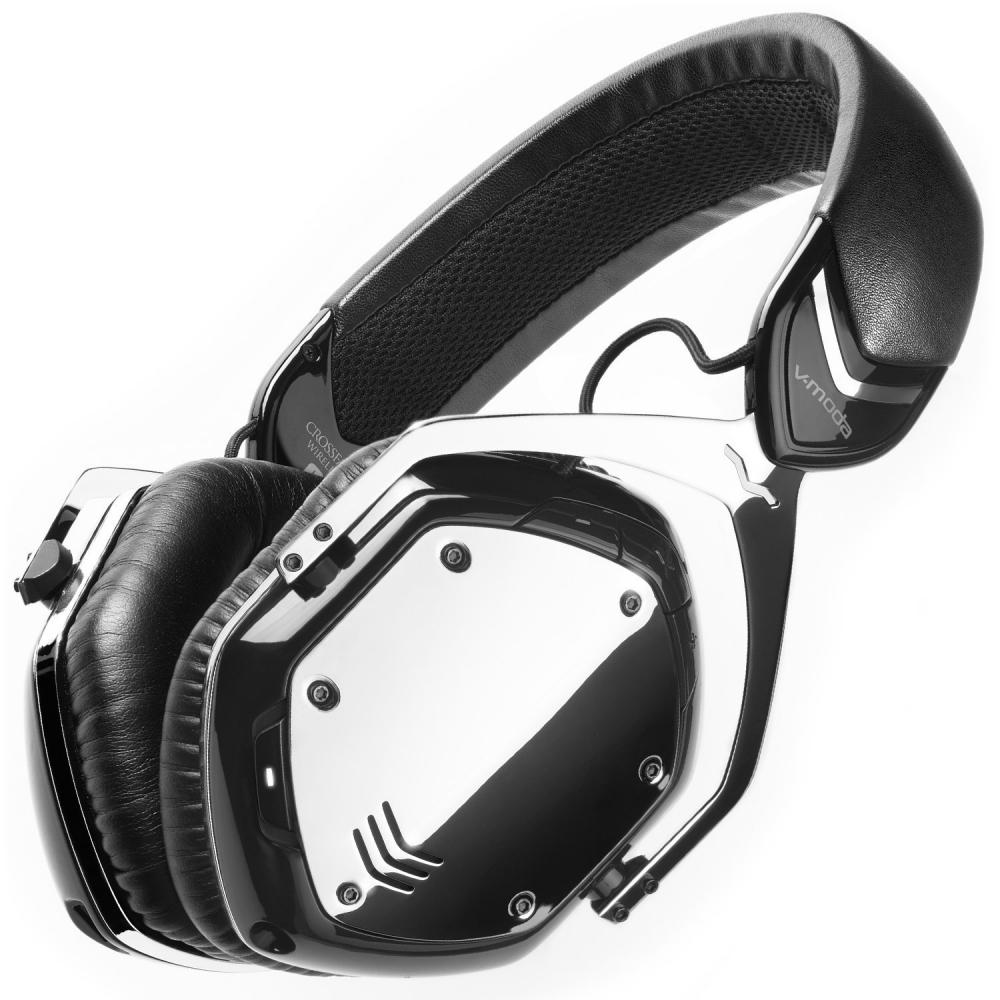 Наушники для аудиофилов V-Moda Crossfade Over Ear Wireless - Phantom Chrome