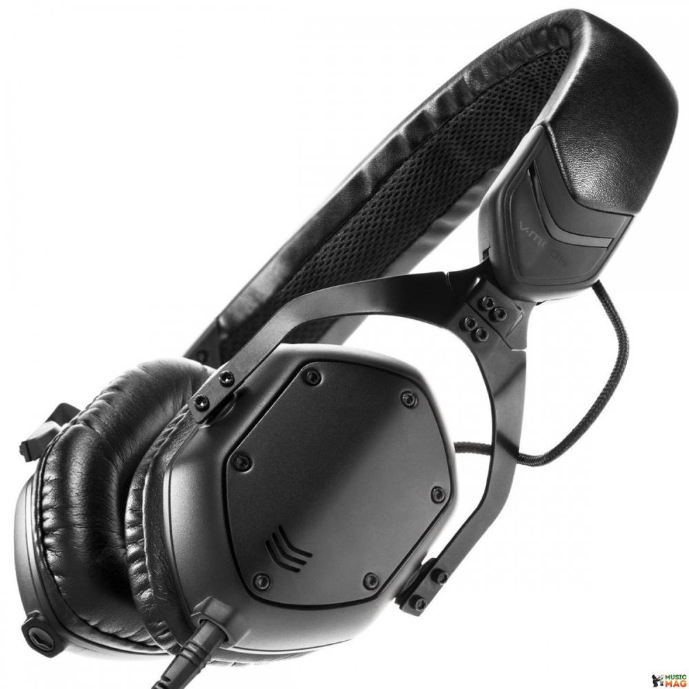 Наушники для аудиофилов V-Moda XS Collapsible Matte Black Metal