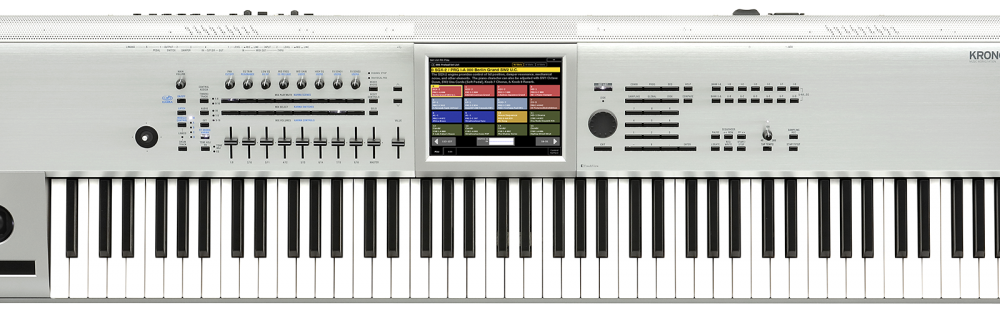 Midi-клавиатуры Korg KRONOS 2 platinum