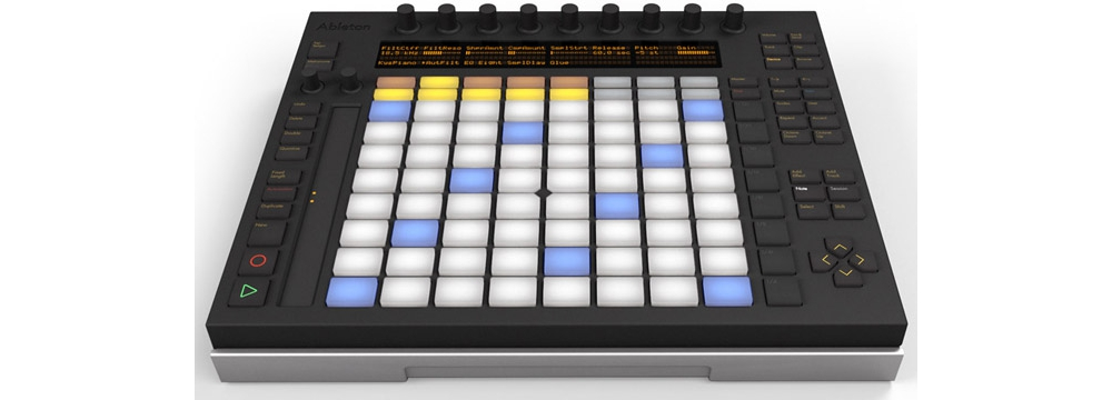 DJ-контроллеры Ableton Push