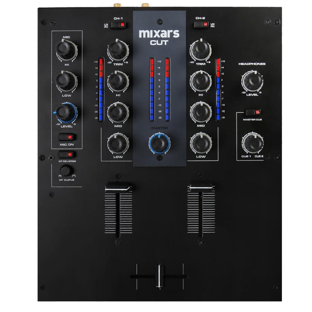 DJ-микшеры Mixars CUT