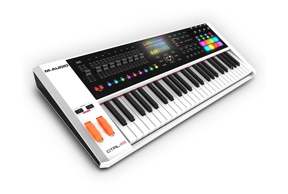 Midi-клавиатуры M-Audio CTRL-49
