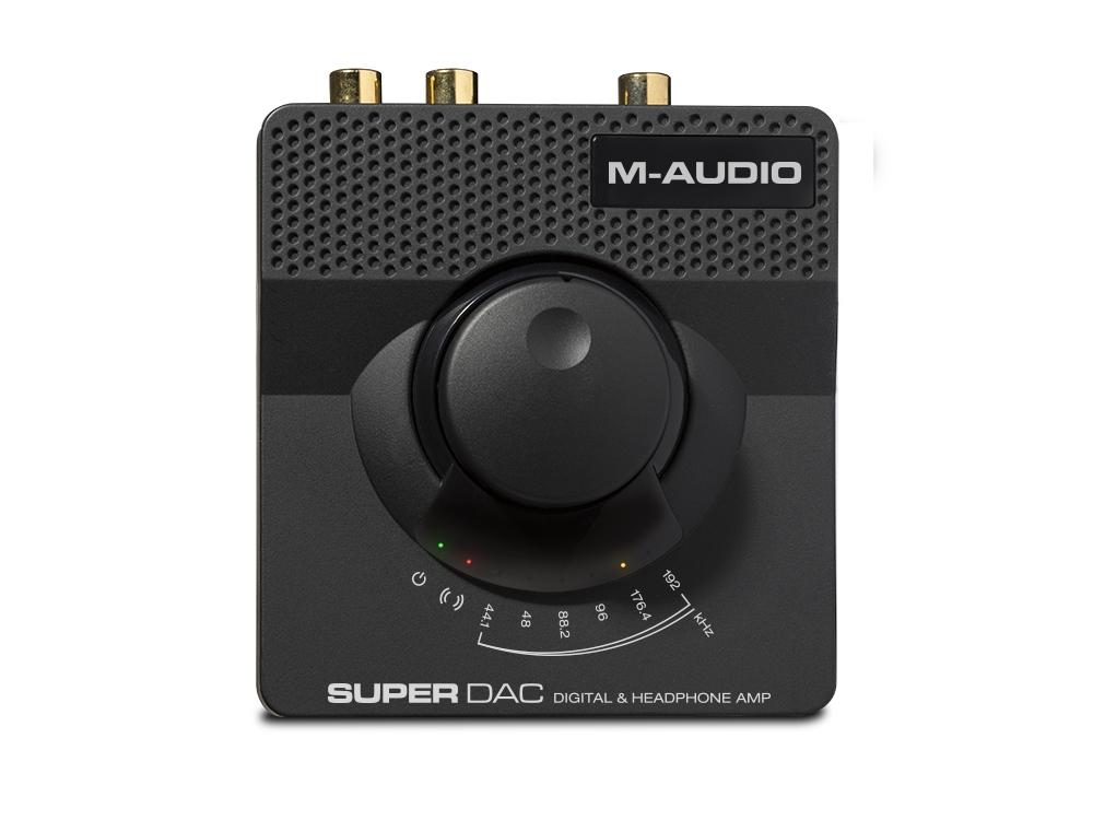 Аудио конверторы, рекордеры M-Audio Super DAC