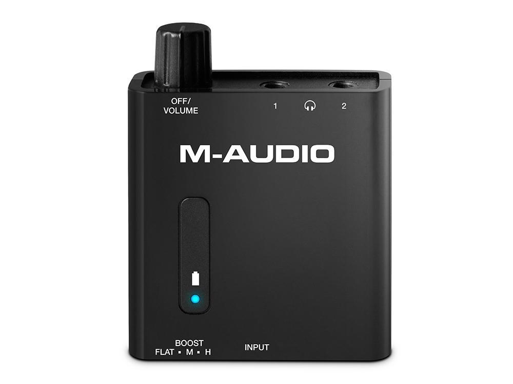 Предусилители M-Audio Bass Traveler