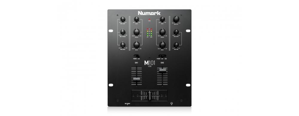 DJ-микшеры Numark M101USB