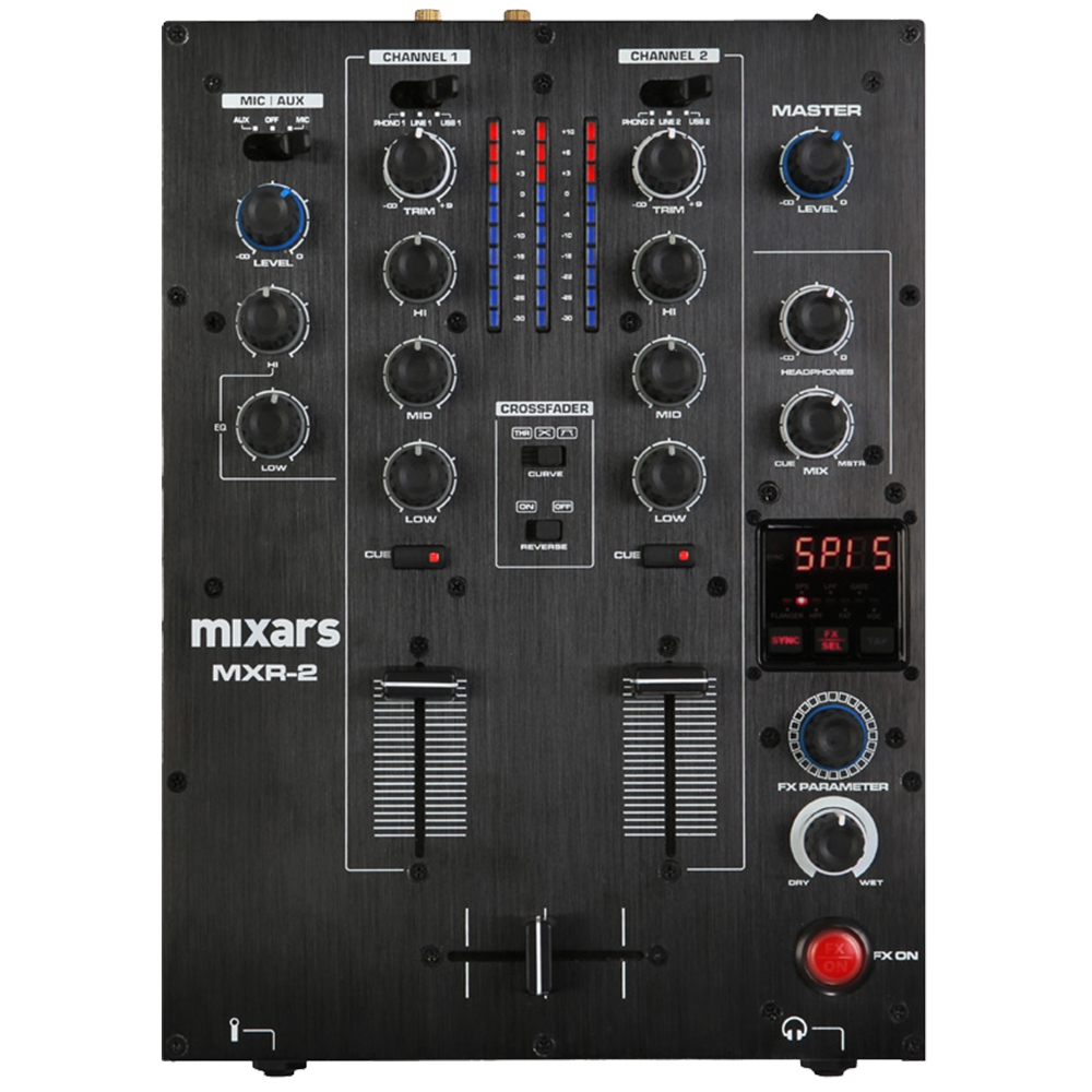 DJ-микшеры Mixars MXR-2
