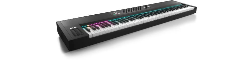Midi-клавиатуры Native Instruments Komplete Kontrol S88