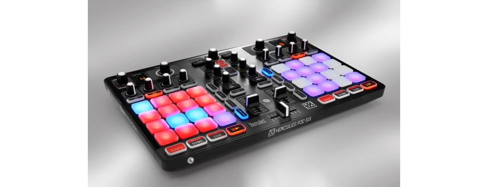 DJ-контроллеры Hercules P32