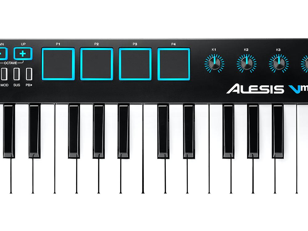 Midi-клавиатуры Alesis VMINI