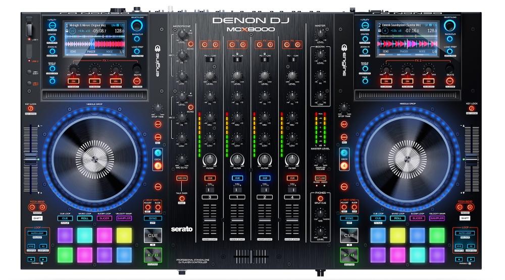DJ-системы Denon DJ MCX8000