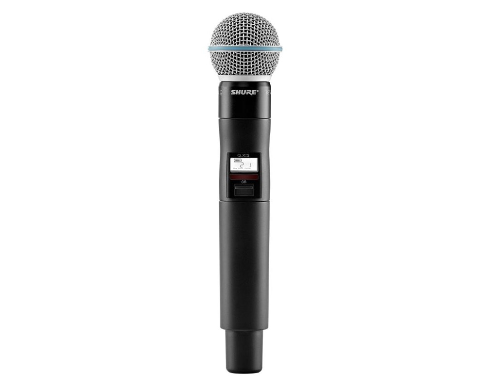 Все Микрофоны Shure QLXD2/B58
