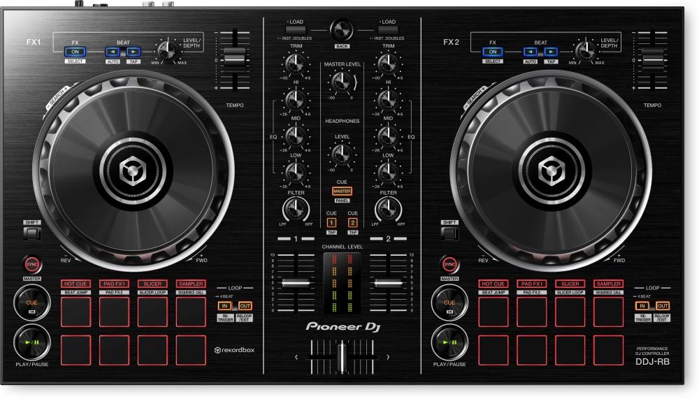 DJ-контроллеры Pioneer DDJ-RB