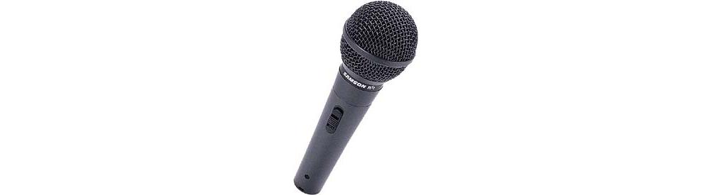 Все Микрофоны Samson R11