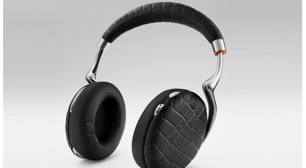 Наушники для аудиофилов Parrot Zik 3 by Starck Black Croc