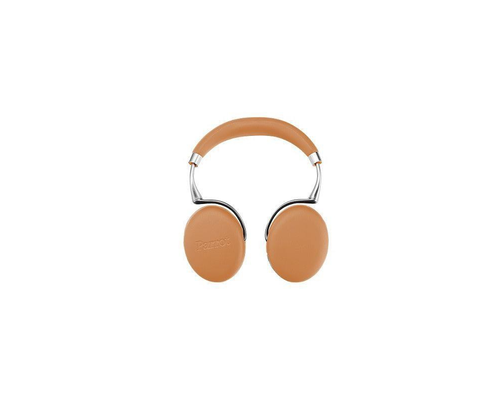 Наушники для аудиофилов Parrot Parrot Zik 3 by Starck Camel Leather-grain