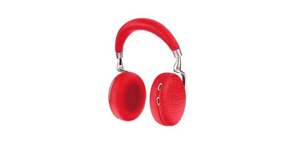 Наушники для аудиофилов Parrot Zik 3 by Starck Red Croc