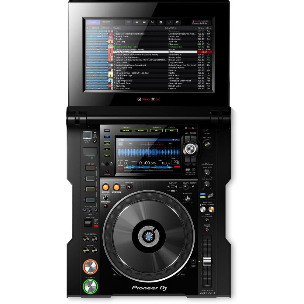 CD/USB-проигрыватели Pioneer CDJ-TOUR1