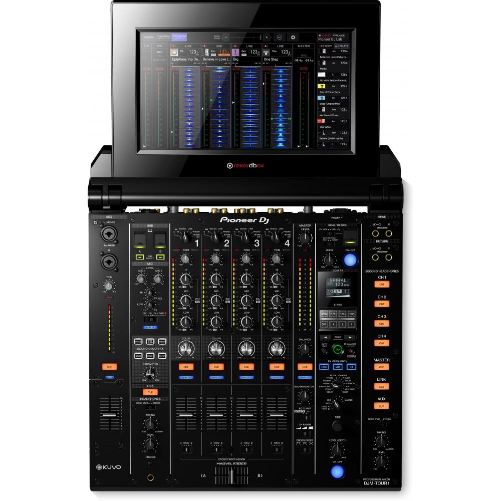 DJ-микшеры Pioneer DJM-TOUR1