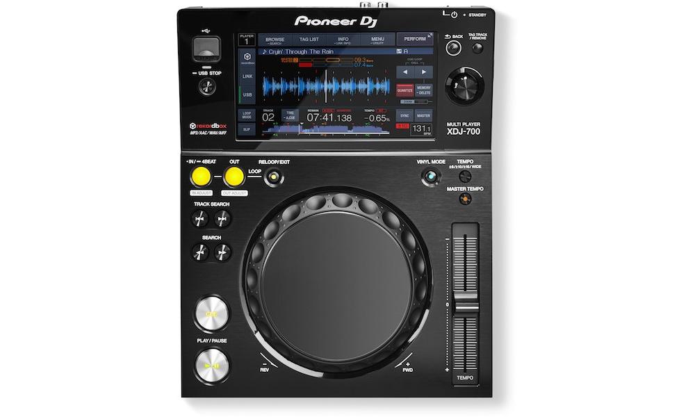 CD/USB-проигрыватели Pioneer XDJ-700