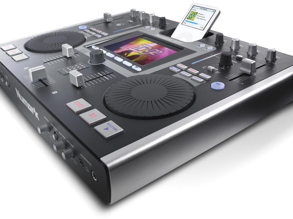 DJ-контроллеры Numark iDJ2