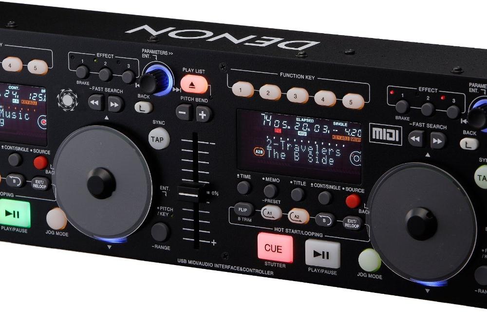 DJ-контроллеры Denon DN-HC4500