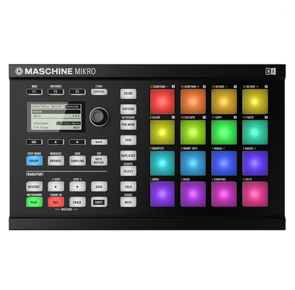 DJ-контроллеры Native Instruments Maschine Mikro